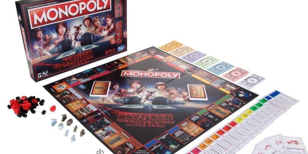 Monopoly Stranger things1